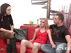 Amateur Babe Casting French Hardcore