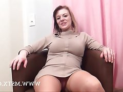 Amateur Babe Casting French Teen