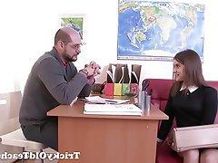 Blowjob Russian Teacher Teen