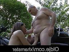 Cumshot Old and Young Teen Teen