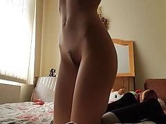 Anal Brunette Small Tits Orgasm Skinny
