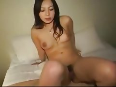 Amateur Anal Double Penetration Japanese Threesome