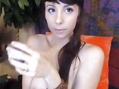Amateur Babe Hairy Webcam