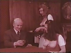 Group Sex Hairy Old and Young Stockings Vintage