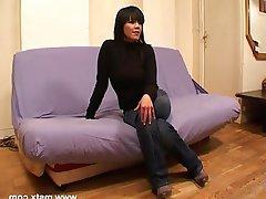 Amateur Babe Casting French Pornstar