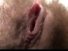 Babe Hairy Masturbation Orgasm