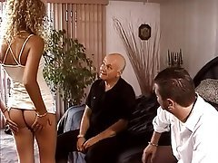 Anal Blowjob Group Sex Interracial Blonde